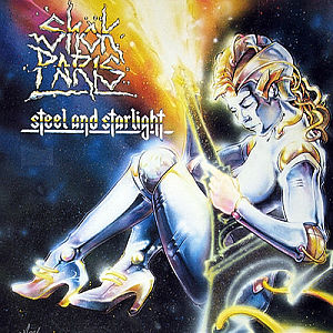 Shok Paris   Steel And Starlight (1987) 320k {Metal} preview 0